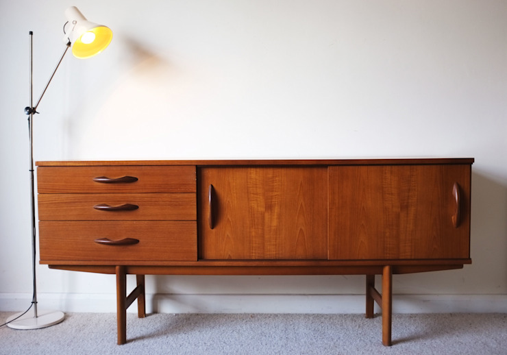 Mid Century Sideboards by Cambrewood