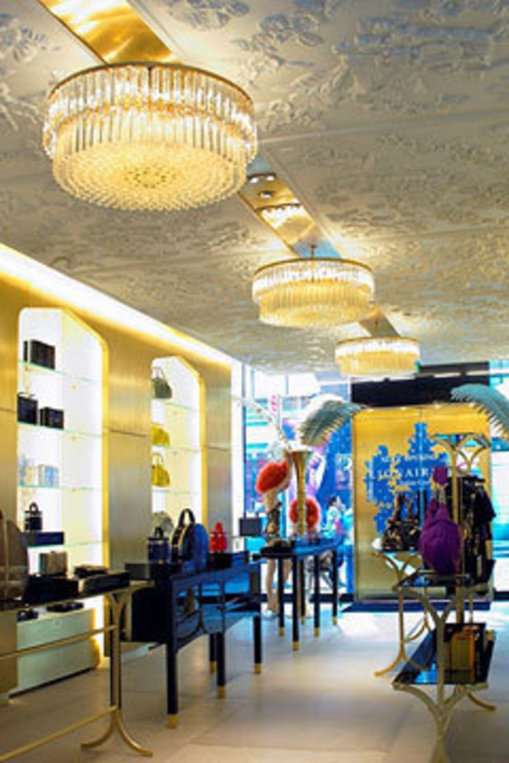 Liberty, Sloane Street, London. Interior. Eclectic style commercial spaces by DesignRealisation Eclectic