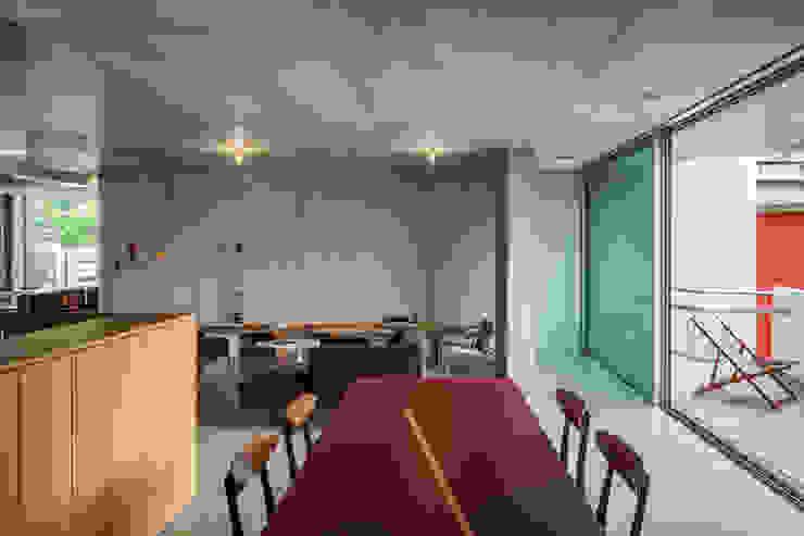 EDIFÍCIO DE APARTAMENTOS EM LUGANO por spbr arquitetos