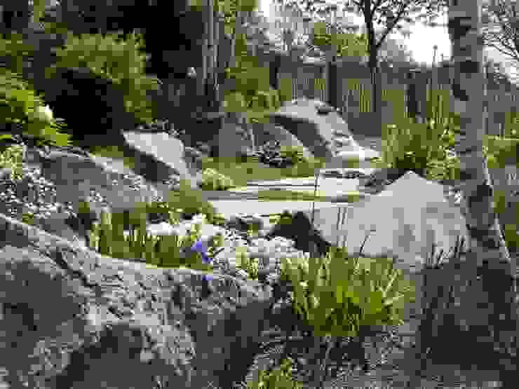 Gärten für Auge und Seele Country style garden