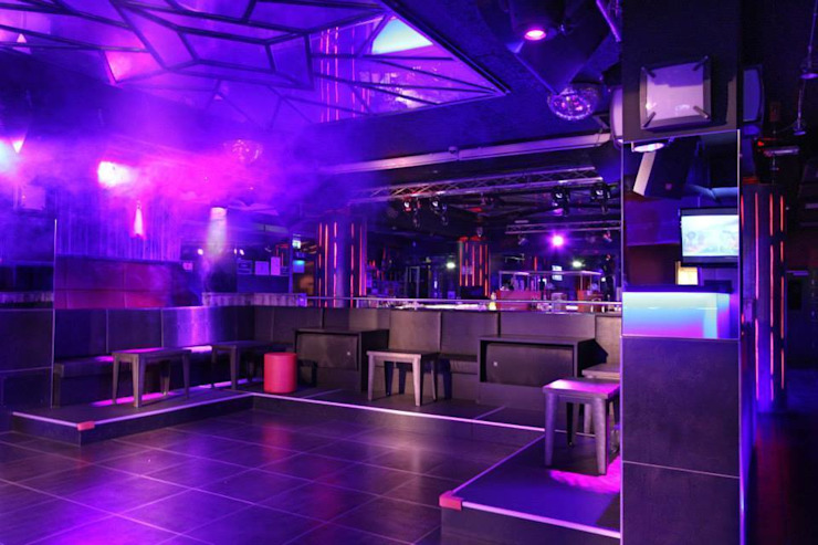 ASCANIO ZOCCHI Eclectic style bars & clubs