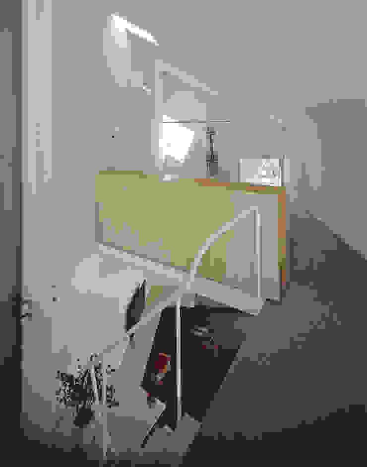 Modern Houses by 榊原節子建築研究所 Modern