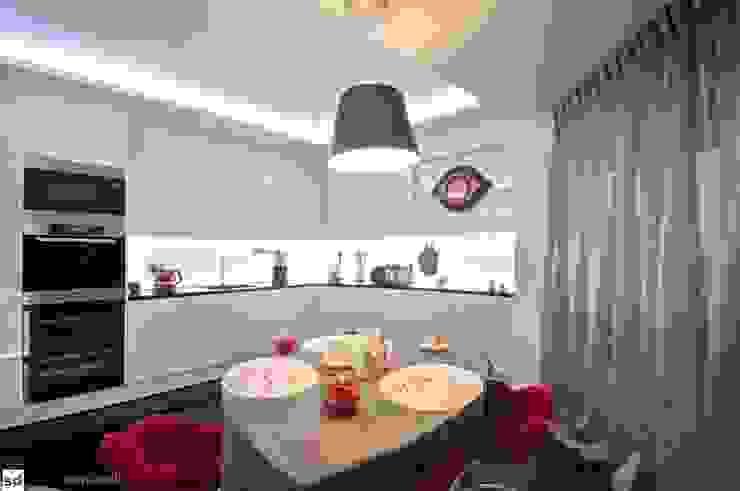 Kitchen by studiodonizelli, Modern