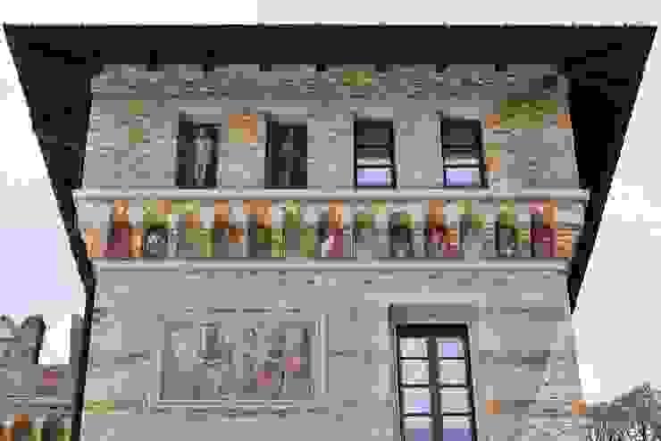 CASTELLO CECONI - ESTERNI Case classiche di Elia Falaschi Fotografo Classico
