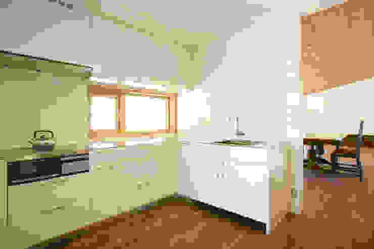 キッチン オリジナルデザインの キッチン の 一級建築士事務所 アトリエ カムイ オリジナル