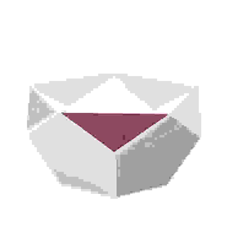 Geometrische Keramikserie 5Eck-Familie von Raum B