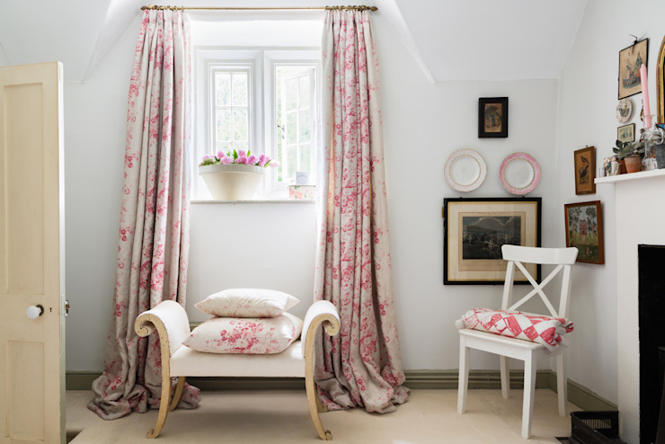 CONSTANCE Cabbages & Roses Windows & doors Curtains & drapes