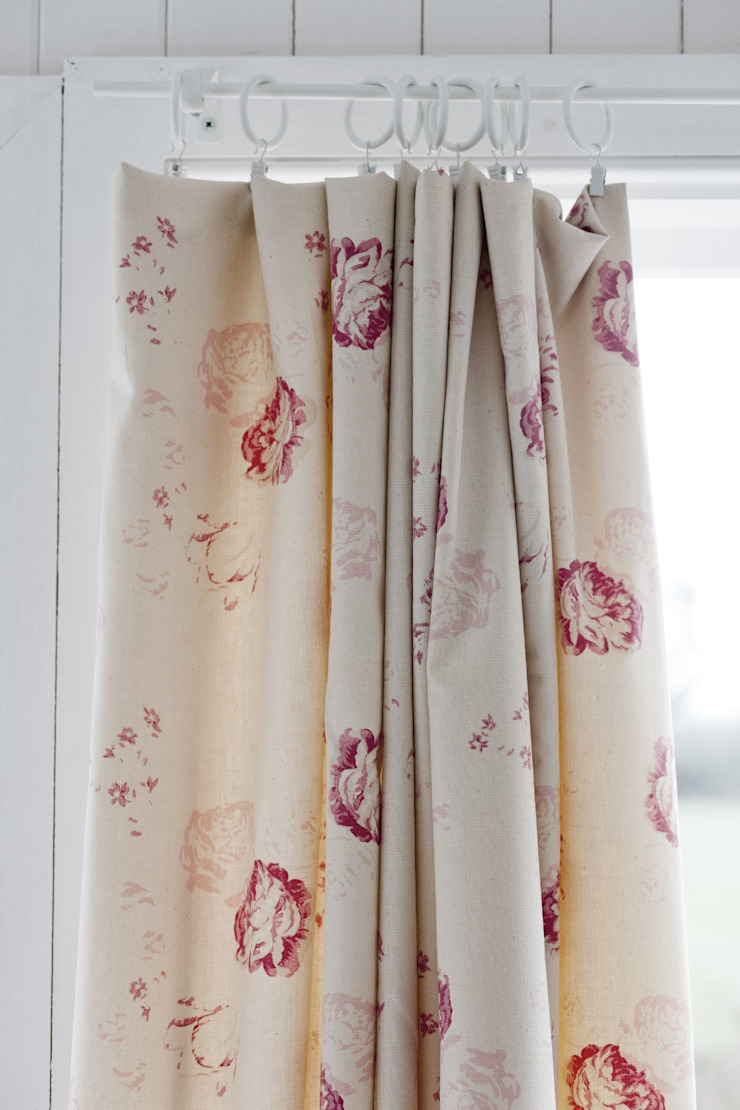 AMELIA VINTAGE Cabbages & Roses Windows & doors Curtains & drapes