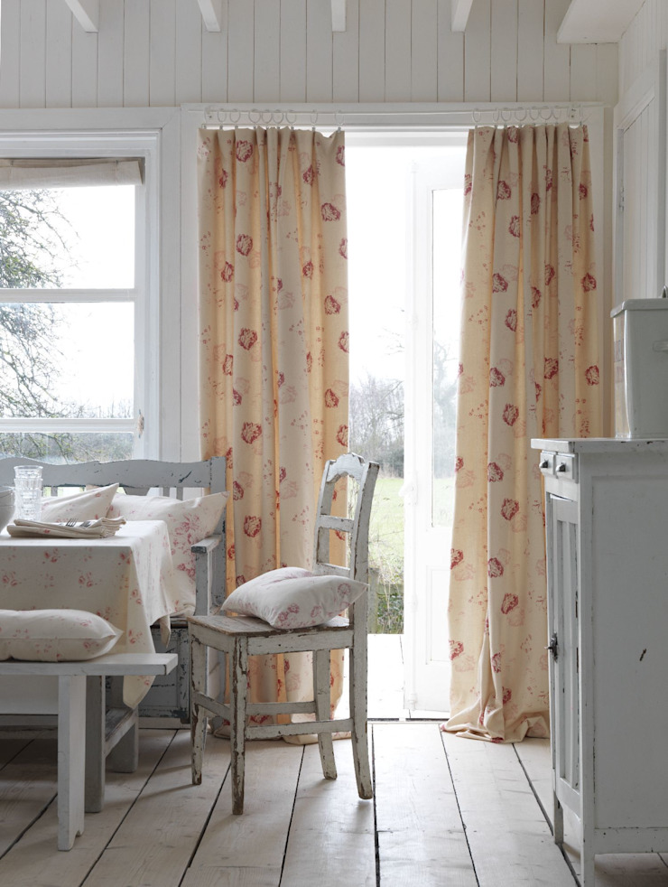 Amelia Cabbages & Roses Windows & doors Curtains & drapes