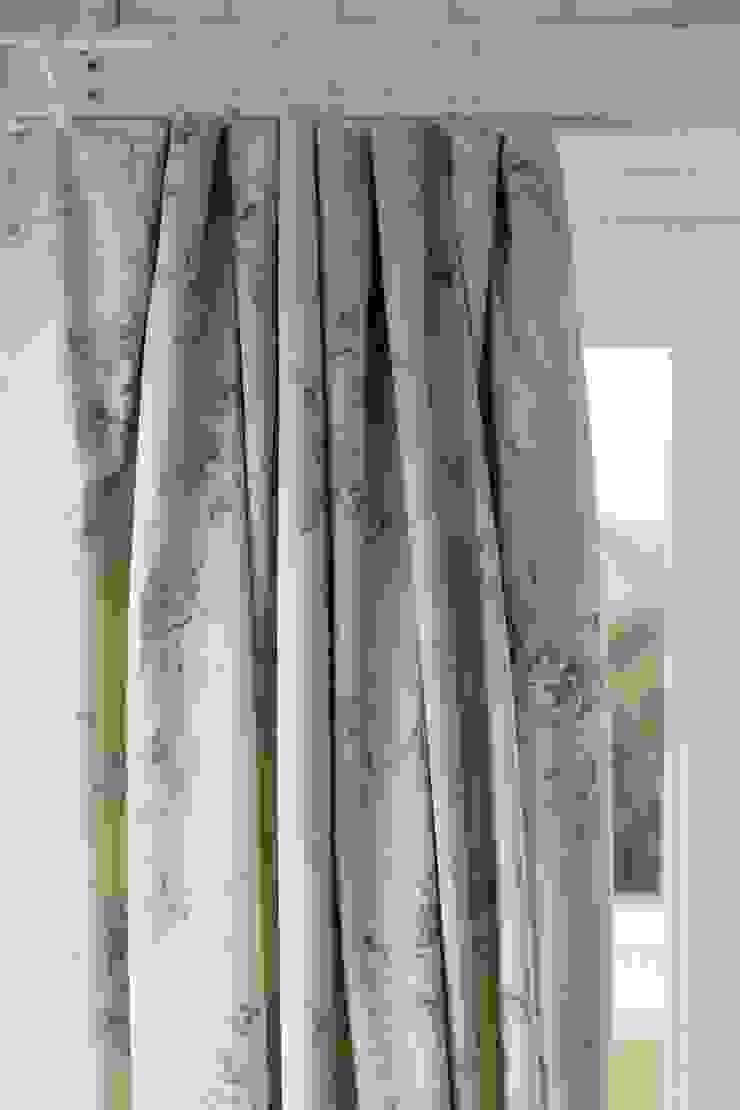 Belmont Blue Cabbages & Roses Windows & doors Curtains & drapes