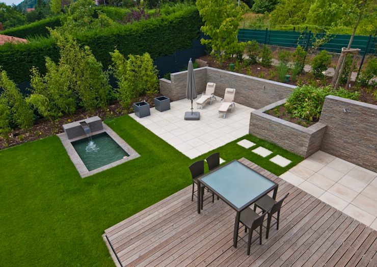 Bau-Fritz GmbH & Co. KG Garden Furniture