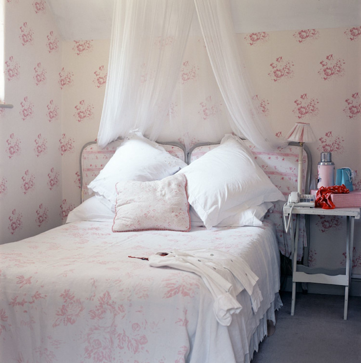 Bedroom by Cabbages & Roses