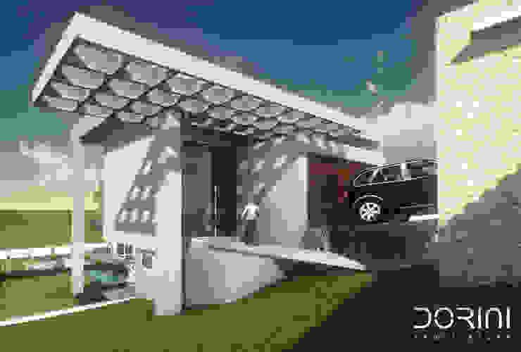 CASA FV por Dorini Arquitetura Ltda