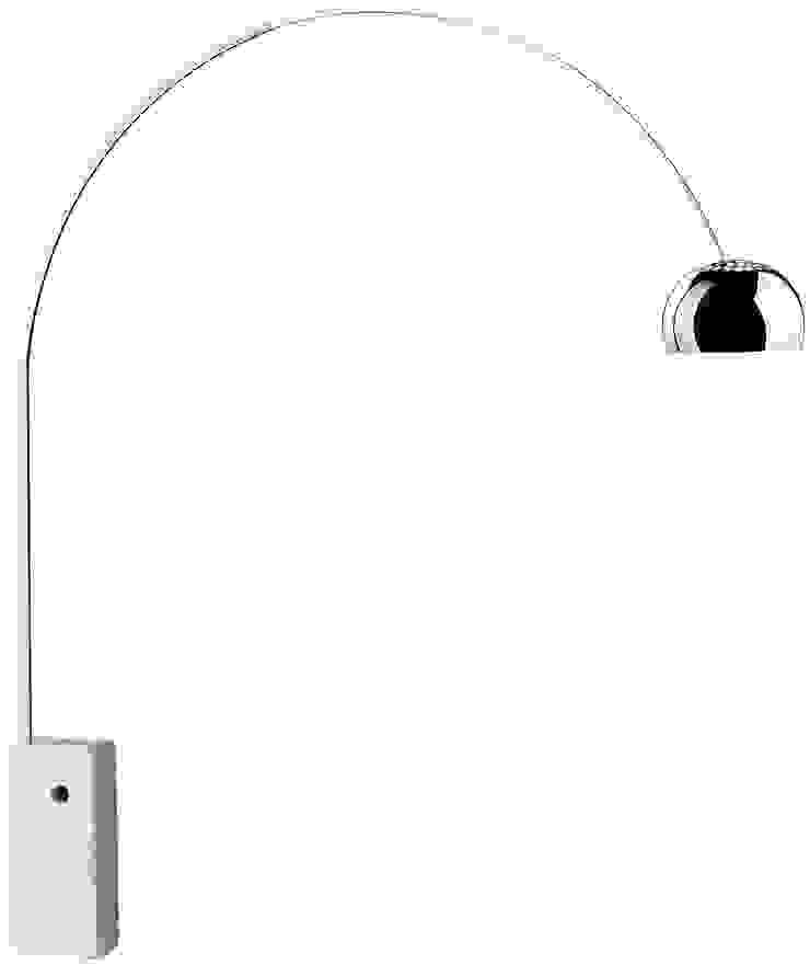Flos Arco Floor Lamp: modern  by Vale Furnishers, Modern