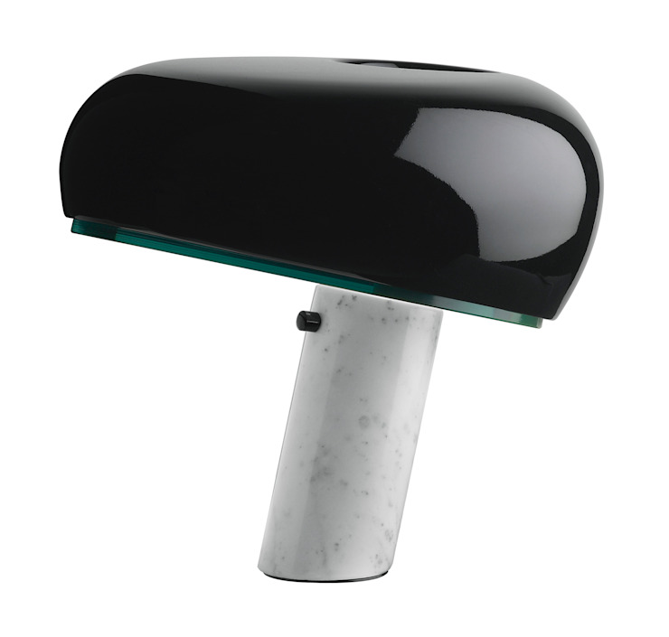 Flos Snoopy Table Lamp: modern  by Vale Furnishers, Modern