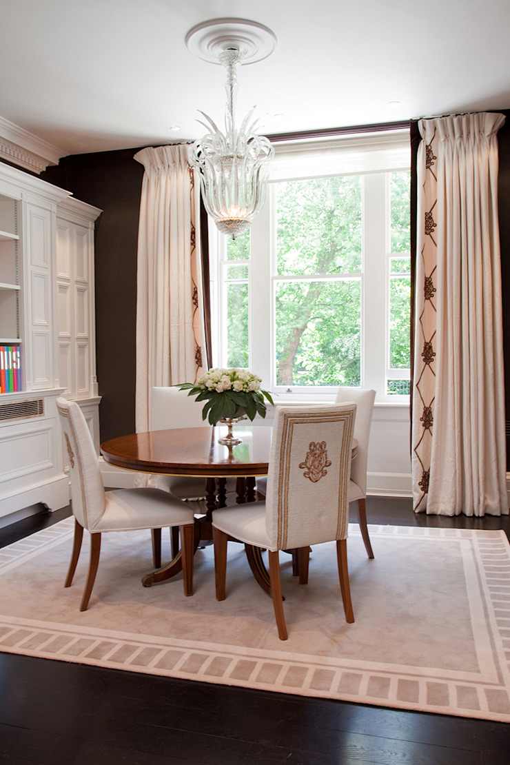 Eaton Square Classic style dining room by Loomah Classic