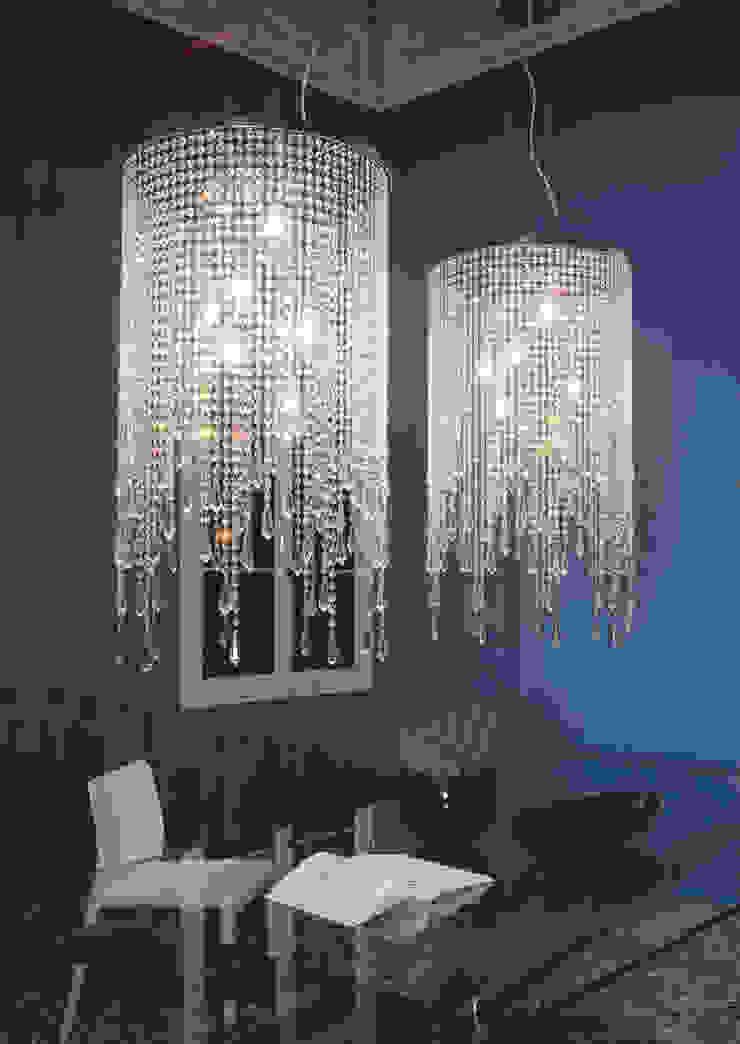 Cattelan Venezia Ceiling Light: modern  by Vale Furnishers, Modern