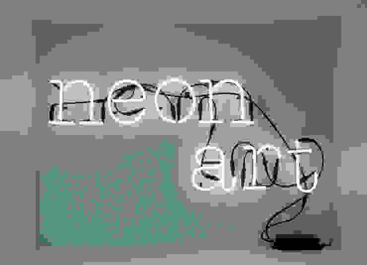 Seletti Neon Art Letters: modern  by Vale Furnishers, Modern