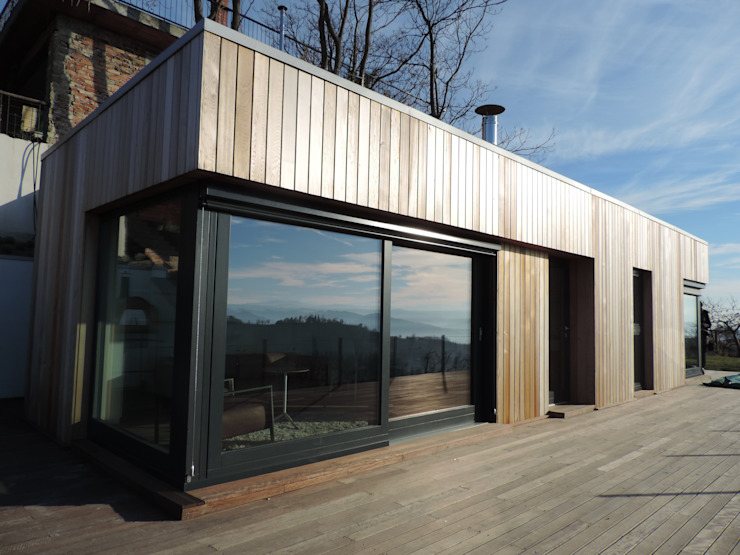 Houses by Ecospace Italia srl,
