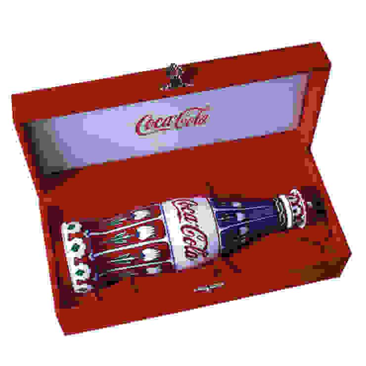 Coca Cola Corporate Gift / İznik Tile NEJLA ANIL DESIGN Klasik