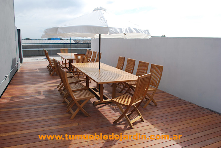 Mesas de Tu Mueble de Jardin Moderno