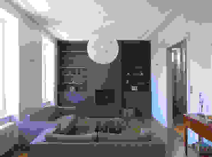 maison à Limoges Jean-Paul Magy architecte d'intérieur Salon moderne