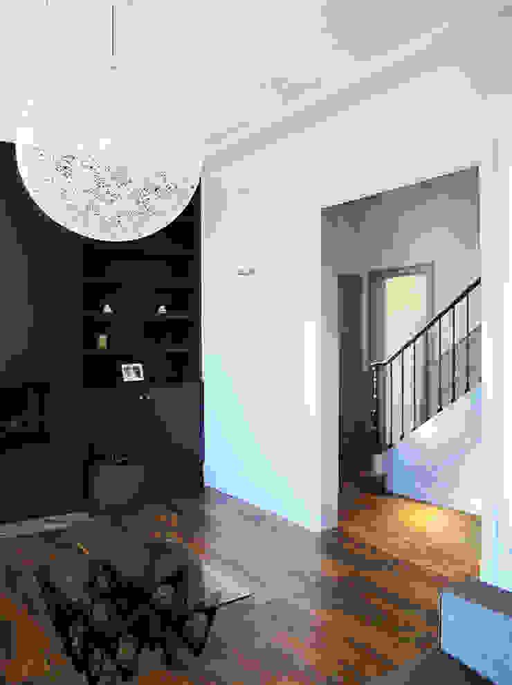 maison à Limoges Salon moderne par Jean-Paul Magy architecte d'intérieur Moderne