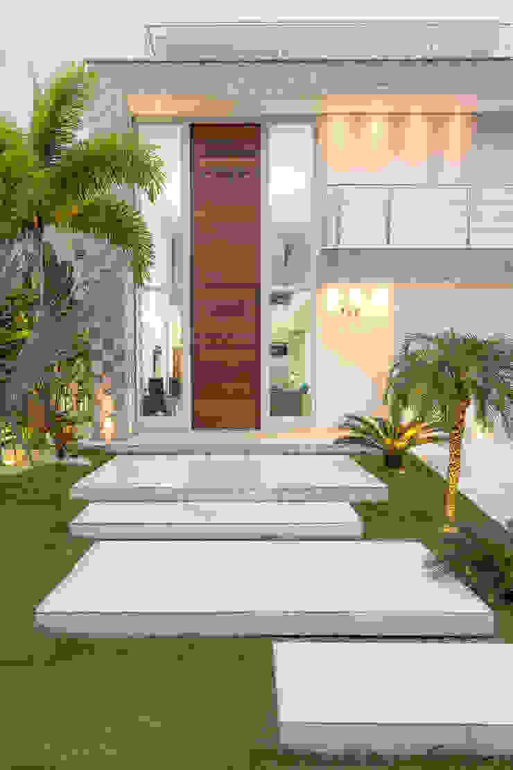 Condomínio Hanga Roa I Casas modernas por Arquitetura Pini Moderno