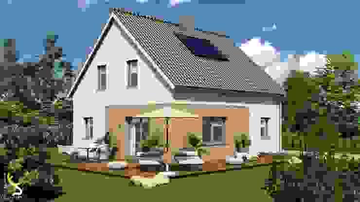 Gartenansicht: modern  von ELCH.ING,Modern