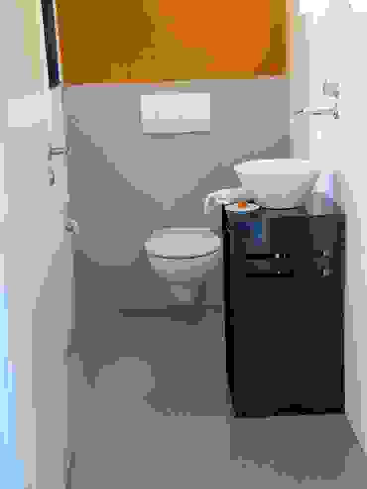 Planungsbüro GAGRO Industrial style bathroom