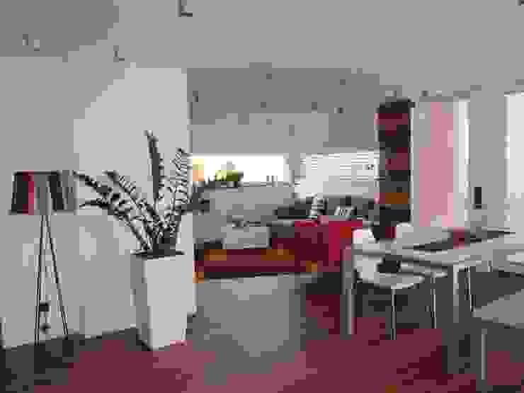 Planungsbüro GAGRO Modern Living Room