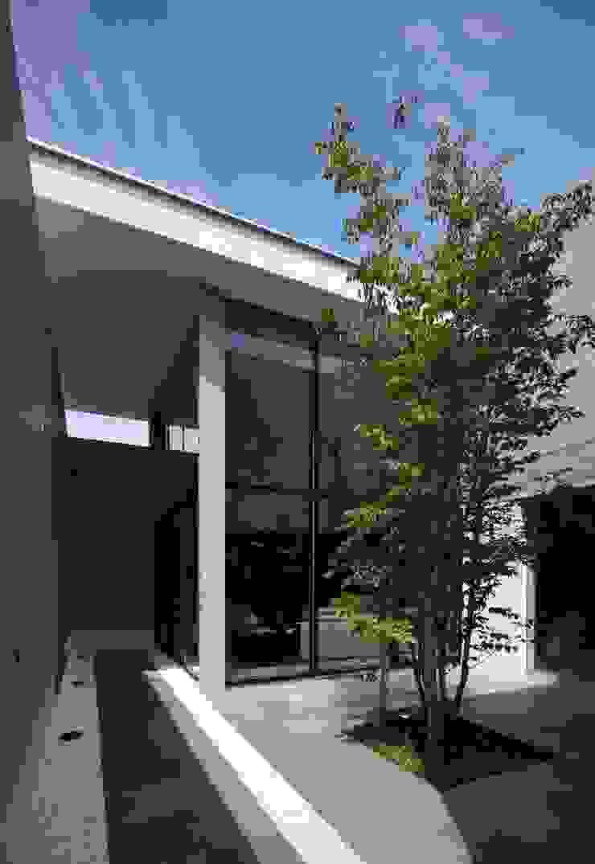 KaleidoscopeⅢ モダンな 家 の 澤村昌彦建築設計事務所 モダン