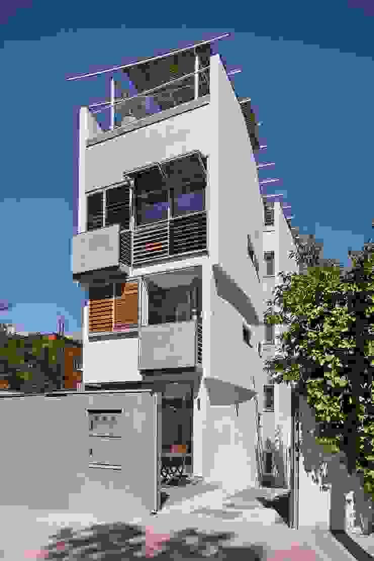 FACHADA Casas modernas de JoseJiliberto Estudio de Arquitectura Moderno
