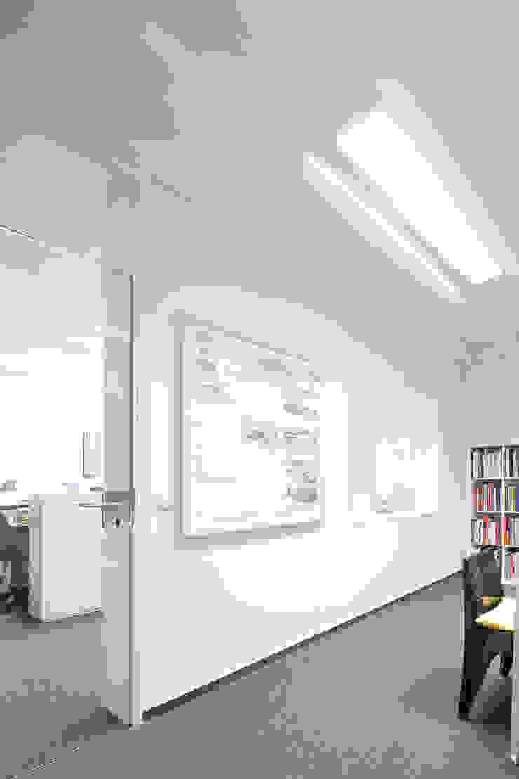 DRUCKVERLAG K Bürogebäude von MSHS ARCHITEKTEN