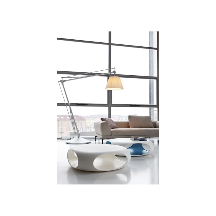 Mesa de centro Pebble de Bonaldo de Ociohogar Moderno
