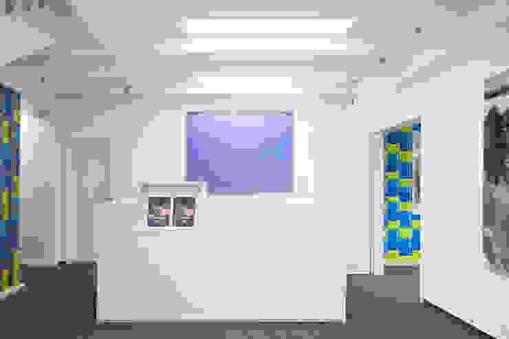 DRUCKVERLAG K Moderne Bürogebäude von MSHS ARCHITEKTEN Modern