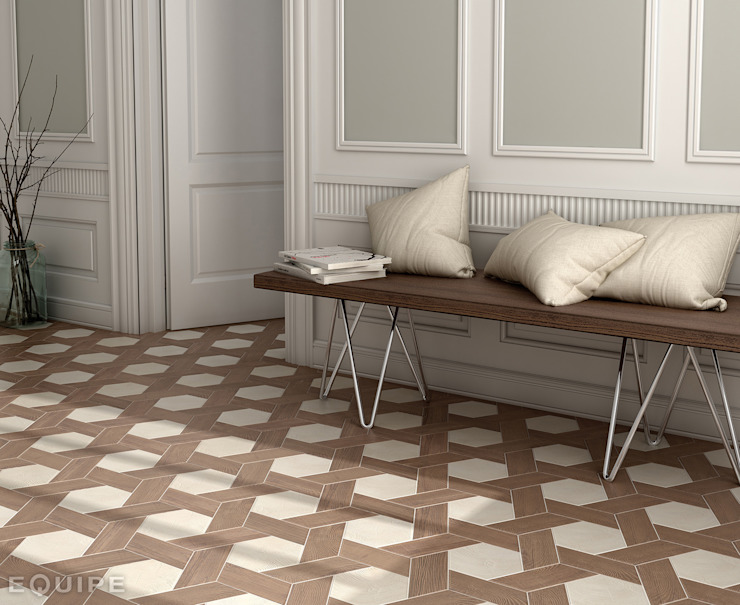 Walls & flooring by Equipe Ceramicas,