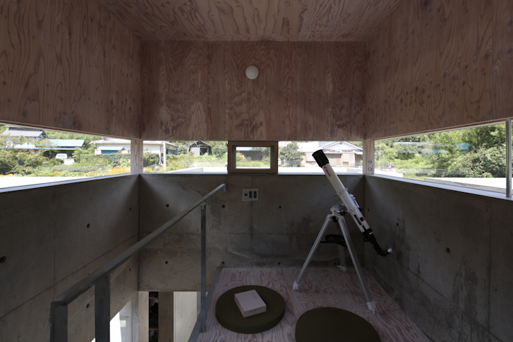 eclectic  by 上原和建築研究所/ Kazu Uehara Atelier, architects, Eclectic
