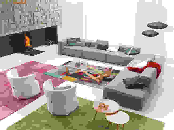 Living room by BELTÁ & FRAJUMAR,