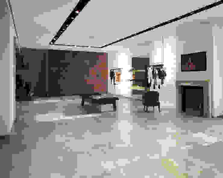 Projekty,  Ściany zaprojektowane przez Ceramiche Refin S.p.A,
