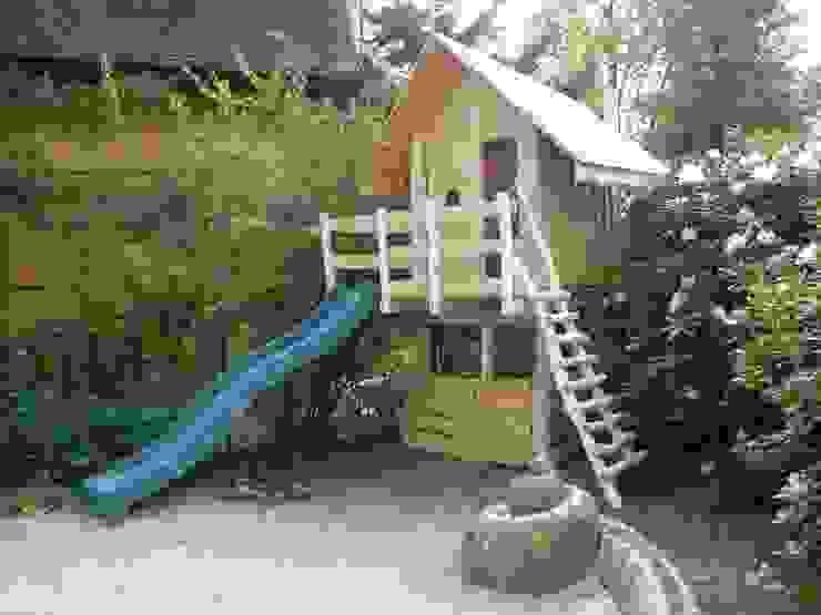 od Houtwerken - Spielgeräte 'Spielräume im traditionellen Holzbau'