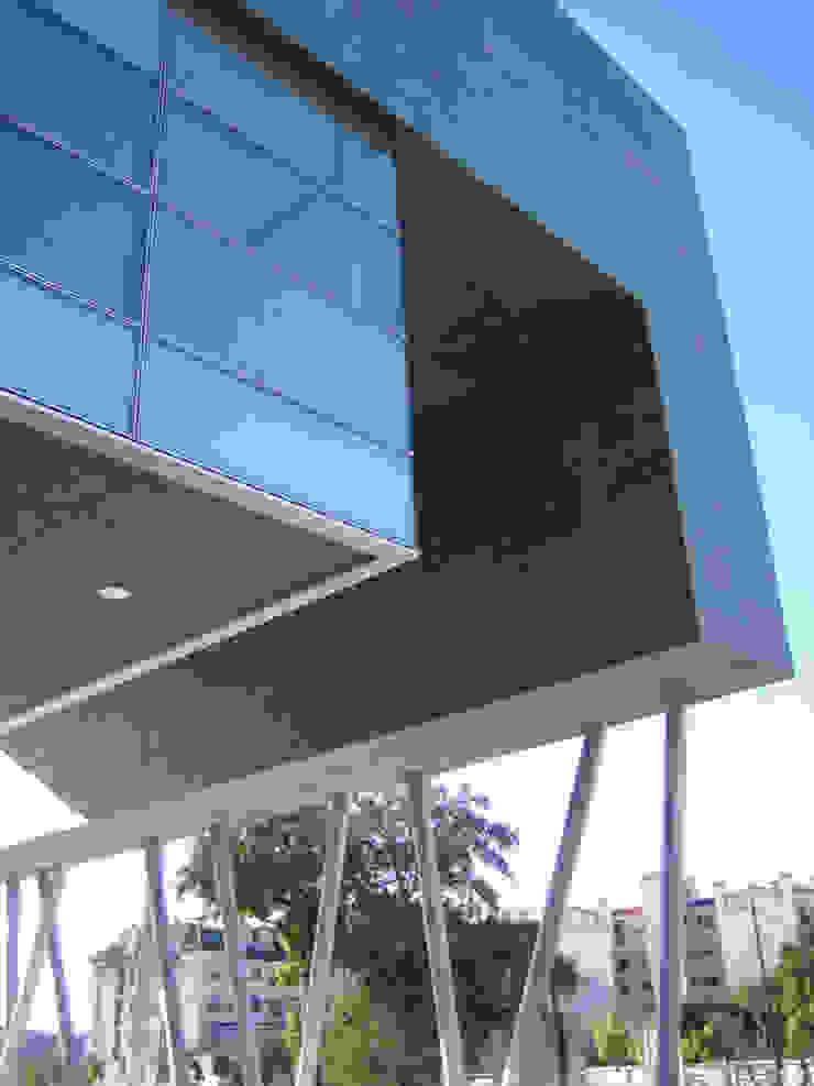 Centro Comarcal Caldas de Reis (Pontevedra) Espacios de NAOS ARQUITECTURA