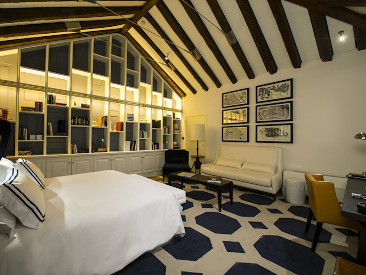 ONLY YOU HOTEL & LOUNGE Hoteles de estilo moderno de BELTÁ & FRAJUMAR Moderno