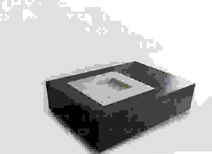 Mesa de Centro Marmol de INVITO Minimalista