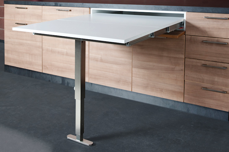 T-ABLE di homify Moderno
