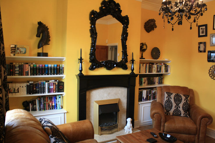 after: eclectic  by Girl About The House, Eclectic