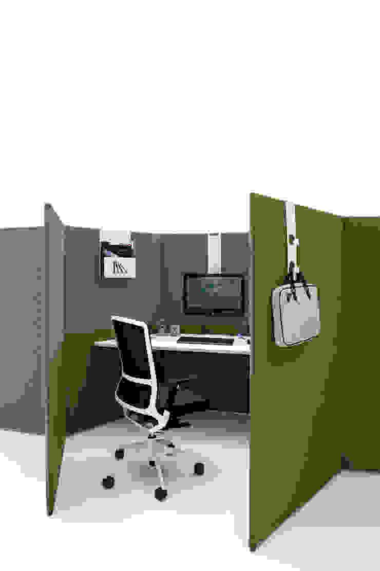 LINK Dock Sytems by ITEMdesignworks de Actiu