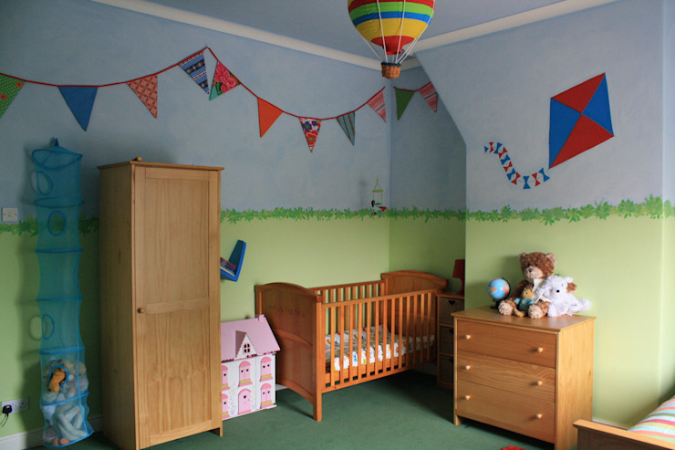 after Girl About The House Nursery/kid's roomAccessories & decoration Multicolored