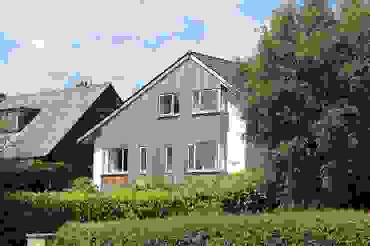 Low energy House Rumah Gaya Skandinavia Oleh Phi Architects Skandinavia