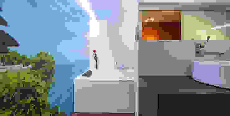 Estudio TYL Salle de bain moderne